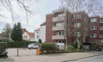 Gepflegte, stadtnahe Wohnung in Bürgerfelde (Oldenburg)