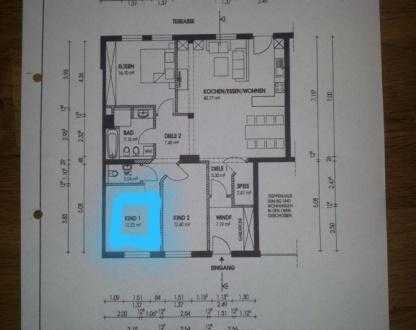 WG Zimmer in einer 3er WG