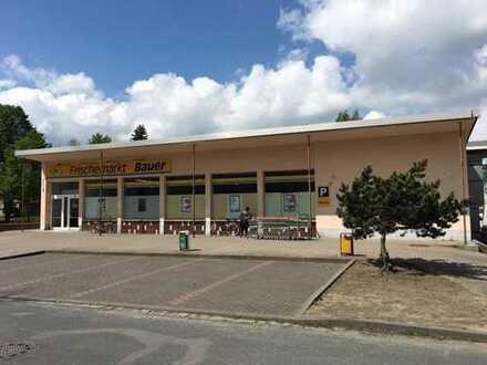 ehemalige Kaufhalle (95km entfernt von Berlin)
