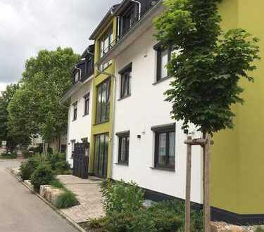 Schöne vier Zimmer Wohnung im Stadthaus in Wangen im Allgäu