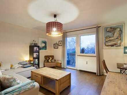Provisionsfrei! Frisch sanierte 3-Zimmer Eigentumswohnung zum einziehen oder vermieten!