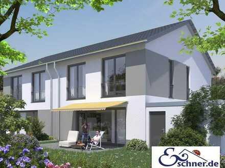 Schicke Neubau-Doppelhaushälfte in Dexheim