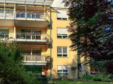 Exklusive 3-Zimmer-Wohnung mit Traumbalkon und Tiefgaragenstellplatz