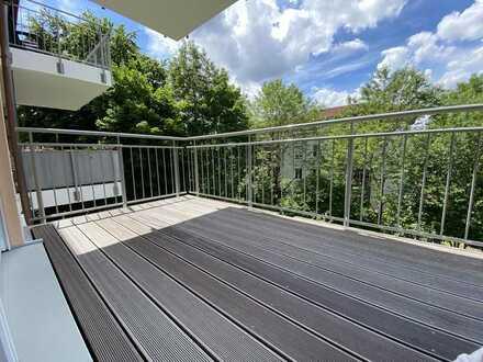 Erstbezug - Luxus 4-Zimmer-Terrassenwohnung