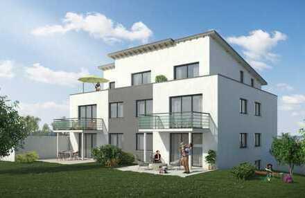 Rohbaubesichtigung nach Absprache: Hochwertige 3,5 Zimmer OG Neubauwohnung in Kirchardt