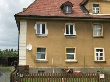 Vermietetes Zweifamilienhaus in Arzberg