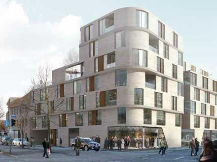 Flächen im Neubau-Drei Kronen Quartier in Tuttlingen- zu vermieten