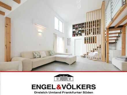 ENGEL & VÖLKERS Moderne 4 Zi. Wohnung mit Garten + 1,5 Zi. Apt.!