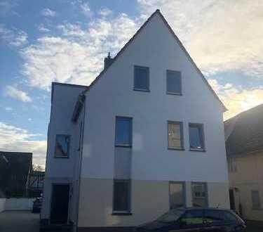 Erstbezug: stilvolle 2-Zimmer-EG-Wohnung in Rodgau mit Terrasse