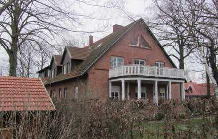 Gepflegte 6-Zimmer-Wohnung mit Balkon im Obergeschoß eines Bauernhauses im Südkreis von Osnabrück