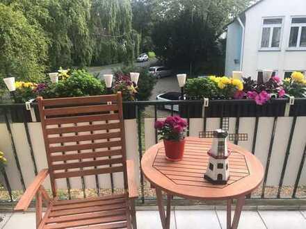 Bochum-Langendreer... großzügig mit schönem Balkon plus eigenem Gartengrundstück!