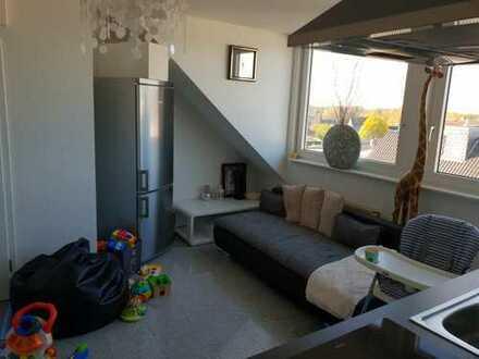 Schöne luxuriöse zwei Zimmer Wohnung in Duisburg, Hochheide