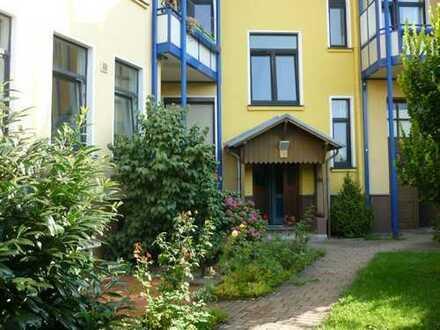 4-Zi.-Wohnung mit Balkon und Wintergarten