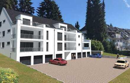 1. Bezug - Neubau-4-Zimmer-Wohnung in Burscheid, zentrumsnah und barrierefrei - Obergeschoss!
