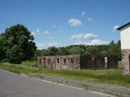 Das denkmalgeschützte ehemalige Kutscherhaus auf dem Gut Jagow