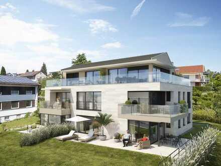 Wohnen wie im eigenen Haus mit großem Garten