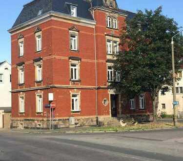 Sanierte 5-Raum-Wohnung: Großzügig wohnen im ehemaligen Rathaus von Planitz