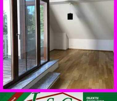 4-Raum Wohnung mit exklusiver Ausstattung am Marktplatz - zzgl. 60m² Spitzboden