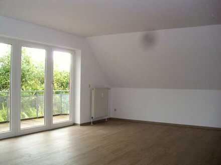 Ruhig und Grün gelegene Wohnung in schöner dörflicher Wohnlage