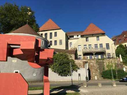 Görlitz Hiszorische Altstadt - Neißeblick - gr. Terrasse