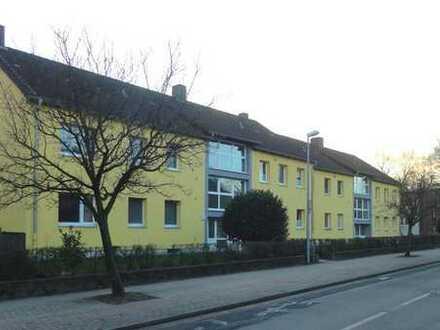 Frisch renovierte 2-Zimmerwohnung in ruhiger und zentraler Lage von Ahrensburg