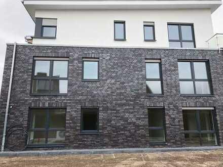 Erstbezug: freundliche 3-Zimmer-Erdgeschosswohnung mit Terrasse in Ibbenbüren