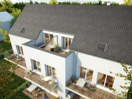 Dach- Maisonette am Sheridanpark mit 3 - 4 Zimmer, 102 qm (KFW 40 PLUS), Bezugsfertig im Juli 2019
