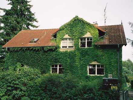Ruhige 1-Zimmerwohnung am See mit großem Garten