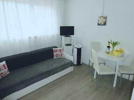 3x Mobiliertes 1 Zimmer Apartment in Meersburg