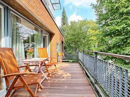 DREAMHOUSE Immobilien: Wunderschönes Stadtdomizil mit hanseatischem Flair