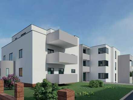 Erstbezug mit Dachterrasse: ansprechende 5-Zimmer-Penthouse-Wohnung in Freigericht