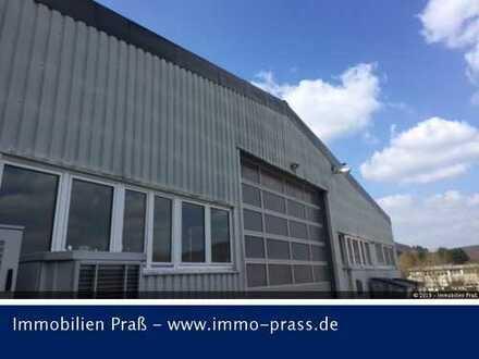TOP Gelegenheit! Produktions-/Lagerhalle m. Ausstellfläche in Kirschweiler/Idar Oberstein