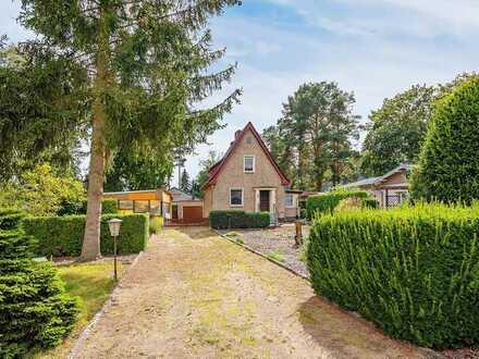 Einfamilienhaus für die kleine Familie in ruhiger Wohngegend!
