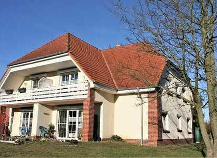 Eigentumswohnung in Havelberg - Erdgeschoss, Terrasse, ruhige Lage