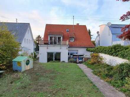 Nachmieter für unser Familienhaus mit Einbauküche in Mühlburg gesucht