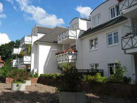 Ansprechende 3-Zimmer-Wohnung mit Balkon und EBK in Lilienthal