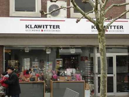 Menden - Fußgängerzone, ideale Lage, 50 qm Ladenlokal mit großer Schaufensterfront