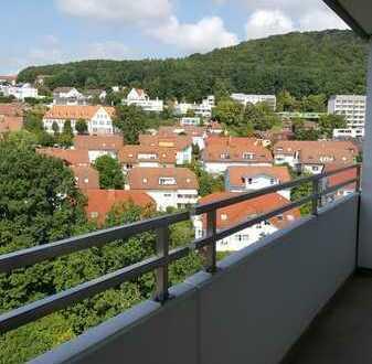 Gepflegte 3-Raum-Wohnung mit Balkon und Einbauküche in Bad Kissingen