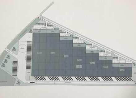 Provisionsfrei vom Eigentümer - Lager-/Produktionshallen von 17.390 m² bis 40.000 m²