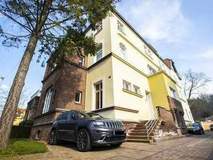 hochwertige Eigentumswohnung am Fuße der Wartburg