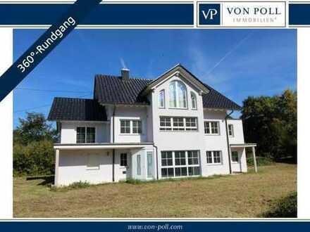 Außergewöhnliches Einfamilienhaus wartet auf seine neue Eigentümer!