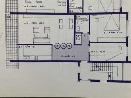 Freundliche 3,5-Zimmer-Wohnung mit Balkon in Bad Honnef