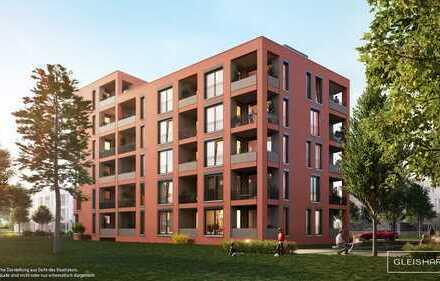 Bezugsfertig Anfang 2020! Neues Wohnglück für Familien - Große 4-Zimmer-Wohnung mit 2 Bädern