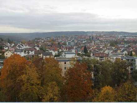 Moderne 3,5 Zimmer Traumwohnung über den Dächern von Wernau
