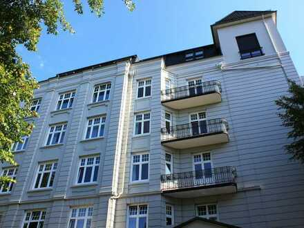Exklusive Penthousewohnung mit 42m² Dachterrasse in Eppendorf
