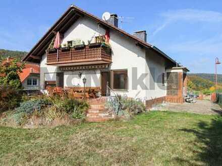 (Teil-)Kapitalanlage oder Mehrgenerationenhaus! Attraktives ZFH mit Terrasse und Balkon!