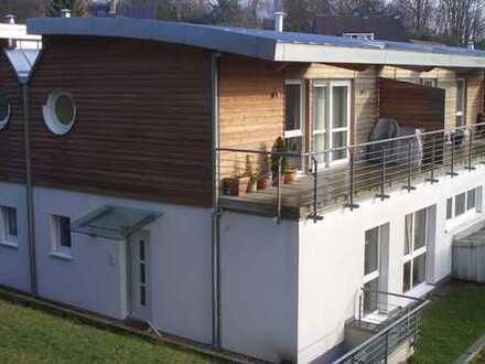 Moderne Maisonette-Wohnung mit großer Dachterrasse in Hattingen