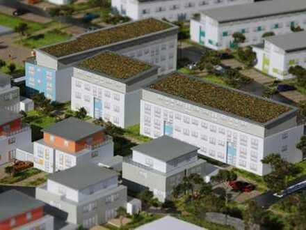Barrierefreie Penthouse-Wohnung mit Fußbodenheizung, elektr. Rollläden, Aufzug uvm