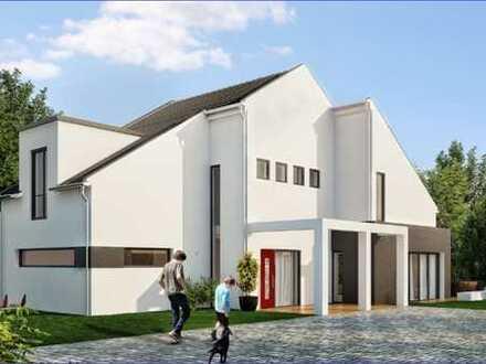 Architektenhaus in naturverbundener Lage!