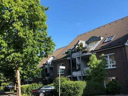 Nur mit Wohnberechtigungsschein für ca. 80 qm! 3 Z.wohnung in Lev.-Hitdorf